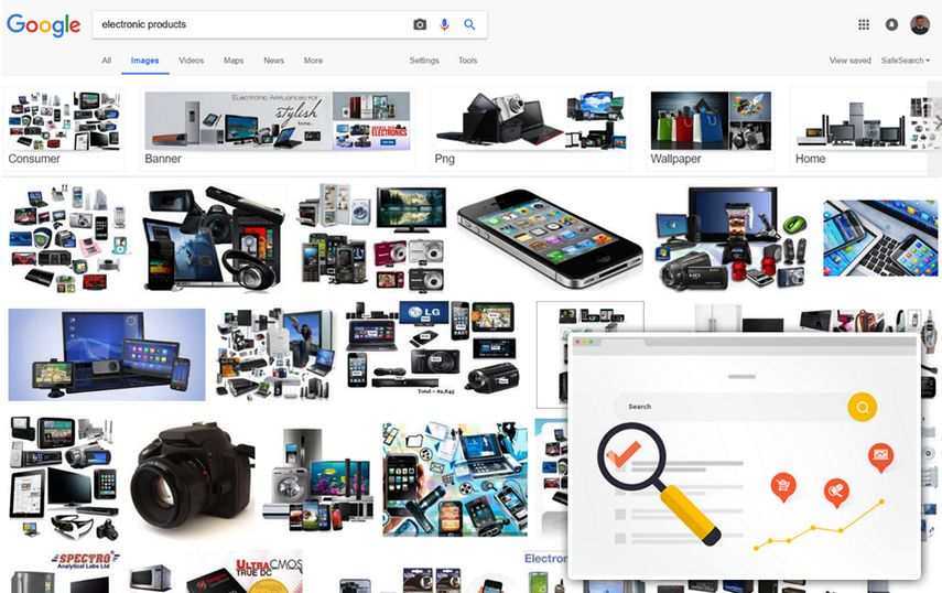Google Images Rank Tracking
