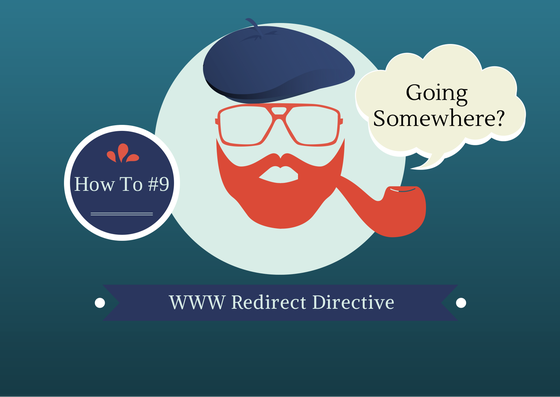 How To Do a WWW Redirect