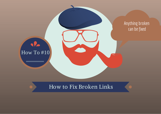 How to Fix the Broken Links on Your Website
