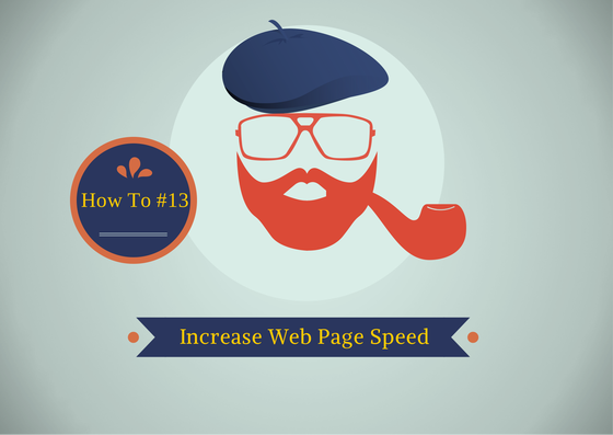 How To Increase Web Page Speed