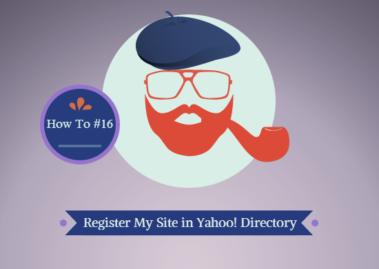 How To Register my Website in Yahoo! Directory