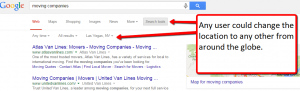 track rankings with local ip addresses seo benefits