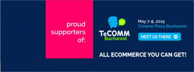 TeCOMM E-Commerce Event