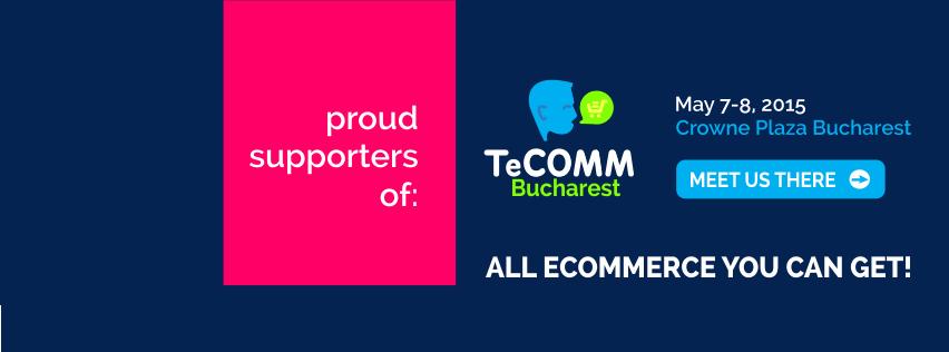 TeCOMM eCommerce Event