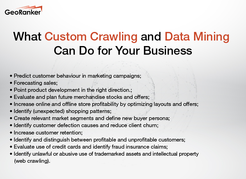 how to grow your business with custom data mining