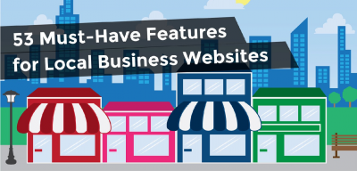 Local Businesses websites: 53 Must-Have features